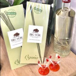 Aromatiser sa vodka soi-même avec Big Vok