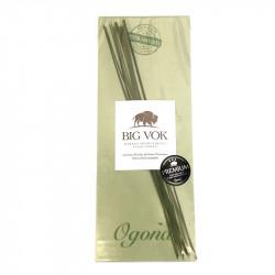 Contenu du panier cadeau : sachet de 12 brins aromatiques pour vodka
