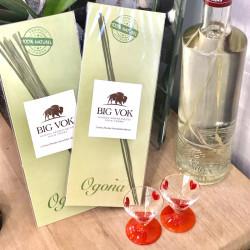 Aromatiser soi-même sa vodka Big Vok