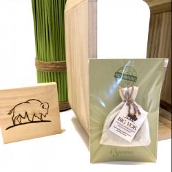 Herbe de bison pochon parfumé OGONA
