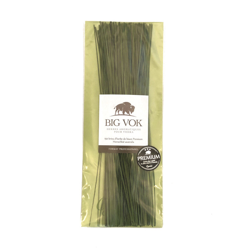 Sachet d'herbes aromatiques Premium pour vodka 150 brins