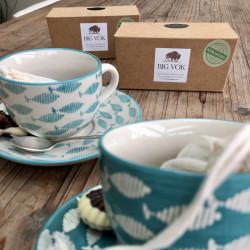 Nouveauté thé saveur slave Big Vok