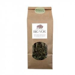 Sachet de thé vert à l'herbe de bison 100g