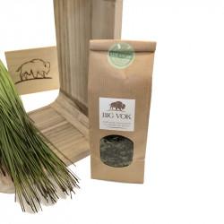 Thé noir assam à l'herbe de bison OGONA