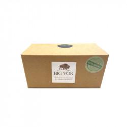Boîte de thé noir à l'herbe de bison 40g avec filtre Big Vok