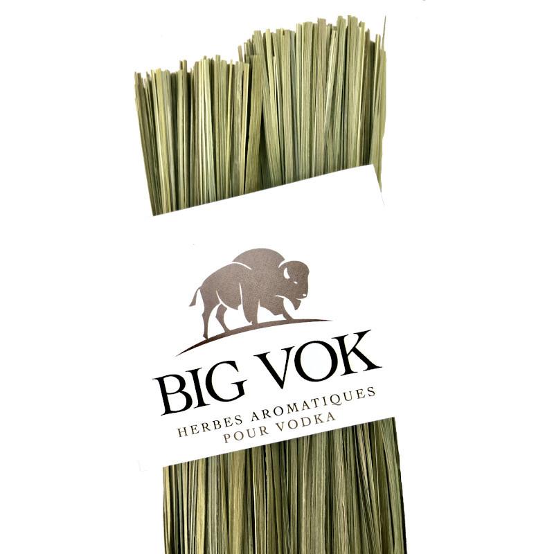 Herbes aromatiques odorata pour vodka format professionnel au poids au kilo Big Vok