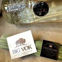 Herbe de bison Premium format industriel Big Vok OGONA