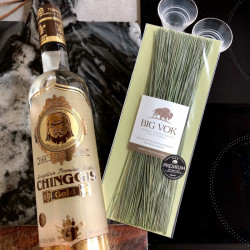 Aromatiser sa vodka ou ses plats avec Big Vok - second choix