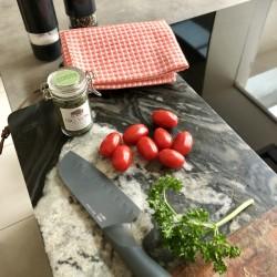 Utilisation de l'herbe de bison en cuisine OGONA